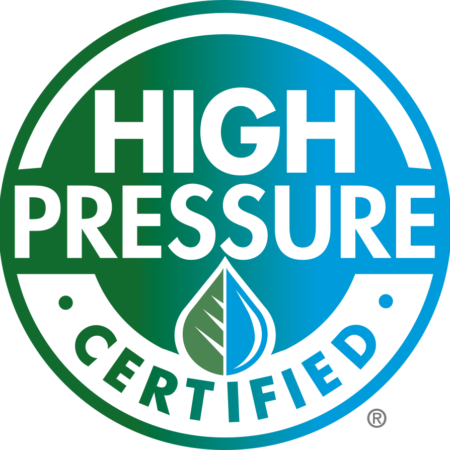 High Pressure Certified Logo